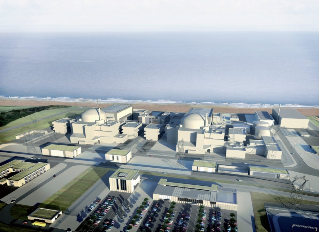 Britain confirmed on Thursday that the China-backed Hinkley Point nuclear plant project will go ahead