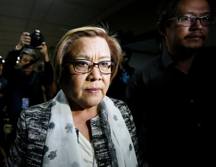 Philippine Sen. Leila de Lima has been arrested on drug charges officials said