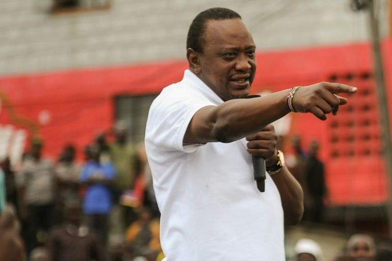 Gloves come off in Kenya ahead of new presidential vote
