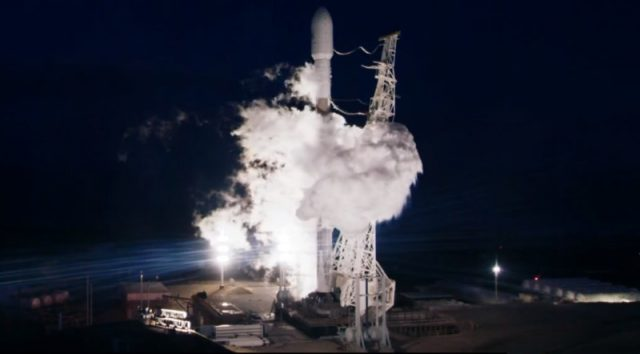 SpaceX-Launch-Feature satellite internet
