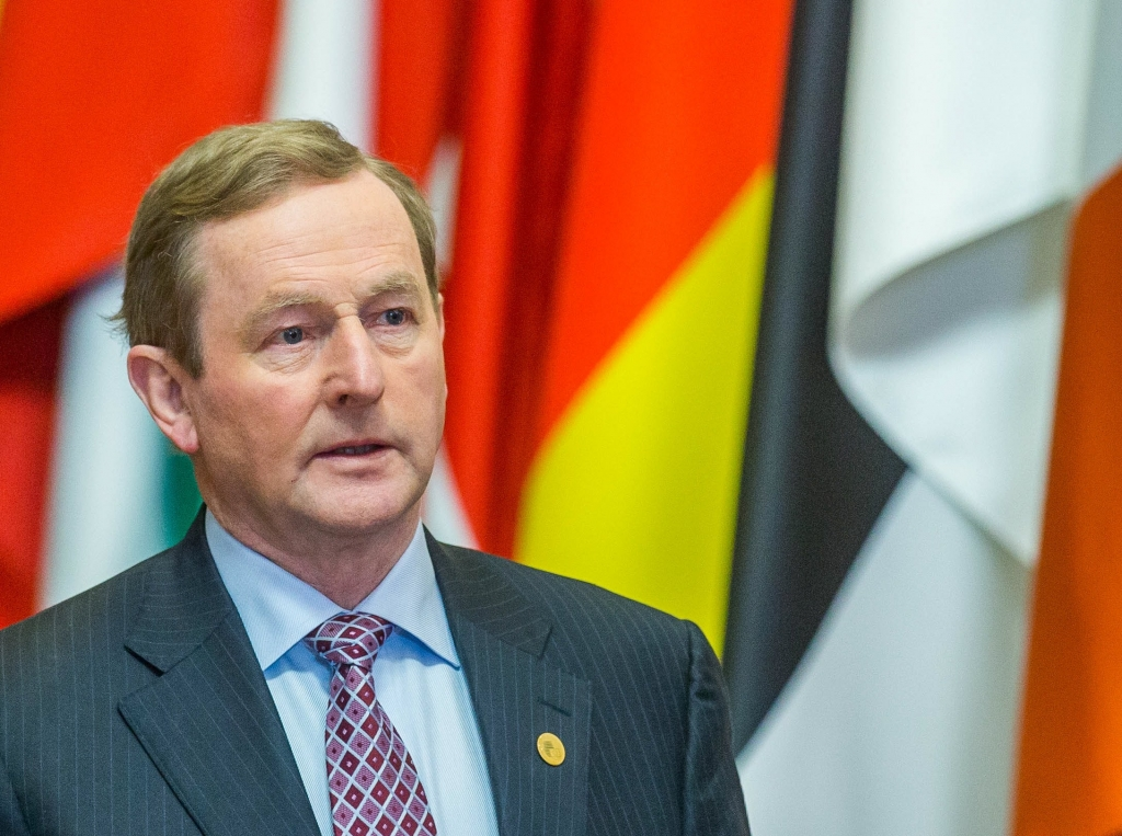Ireland's interests must be reflected in the EU's plan the taoiseach warnedSTEPHANIE LECOCQ  EPA