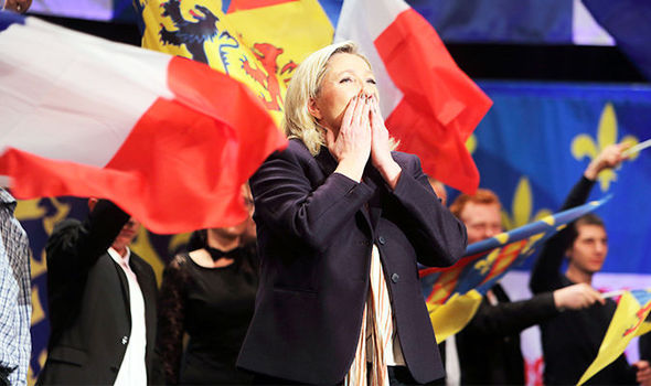 French vote for president in litmus test for Europe's future