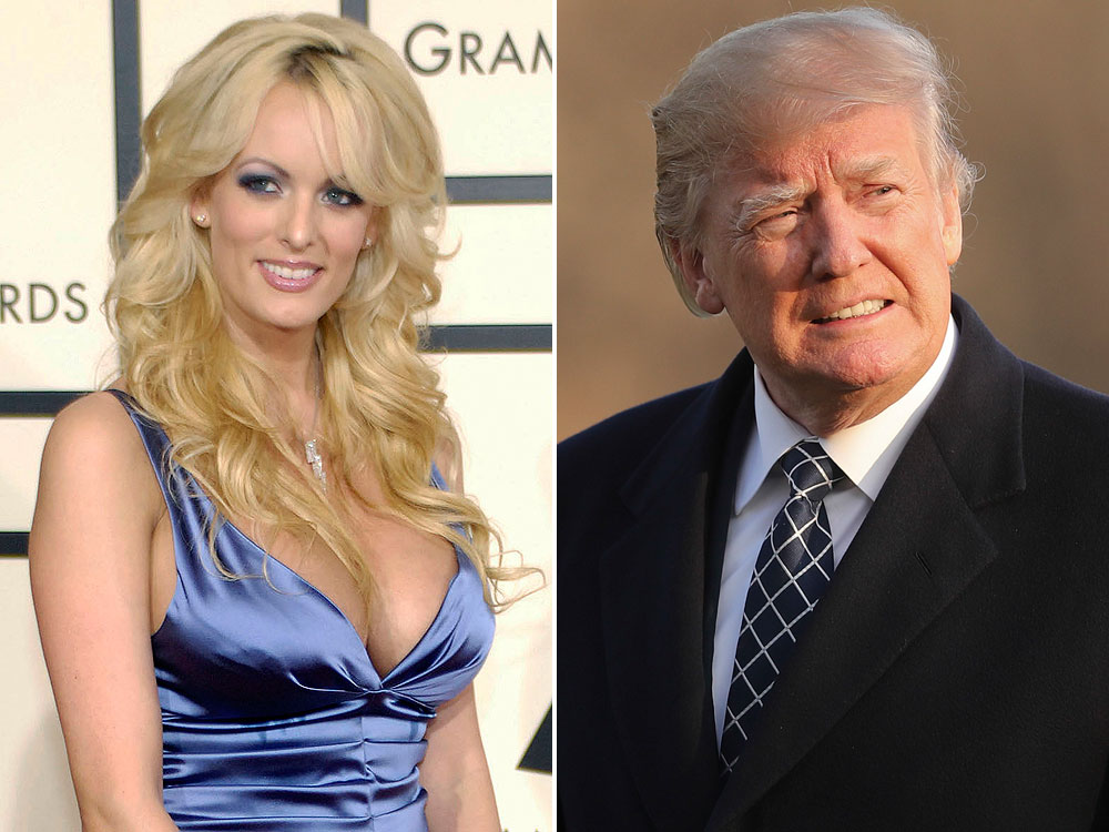 Stormy Daniels' 60 Minutes Interview Reveals Disturbing Details About Trump Affair