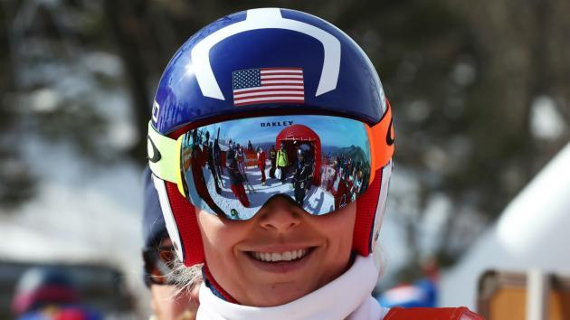 Winter Olympics 2018 Lindsey Vonn 'won't be beaten#x27 by trolls#x27 'savage abuse#x27