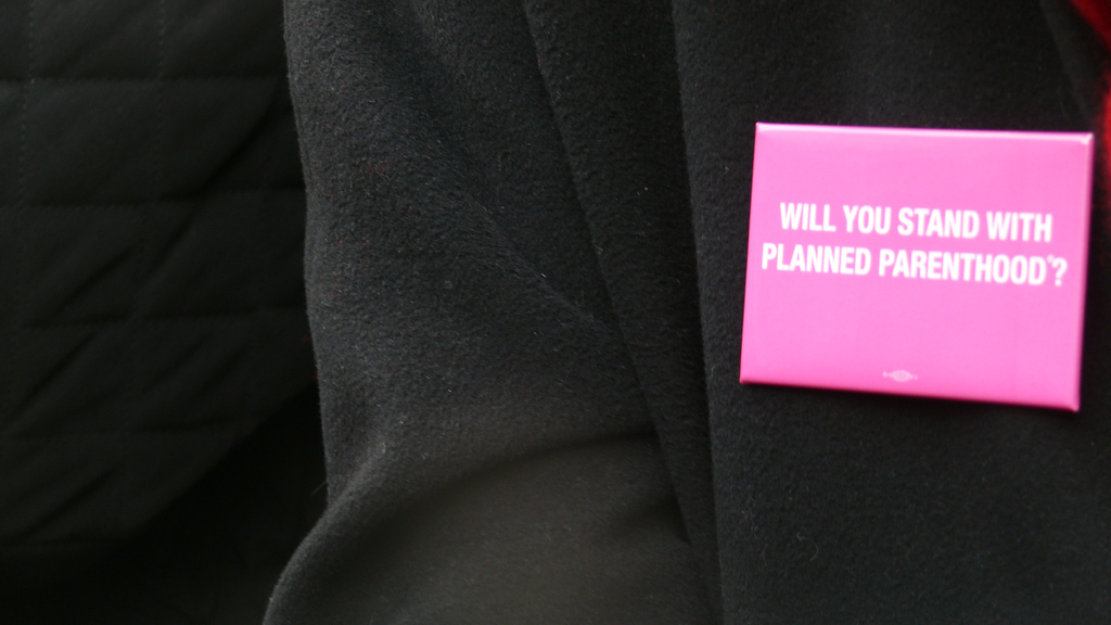 Bill would let states block some Planned Parenthood money