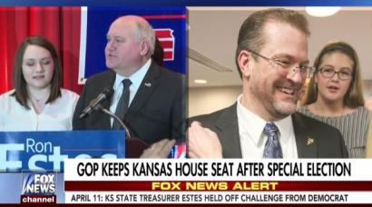 House race in heavily GOP Kansas surprisingly competitive