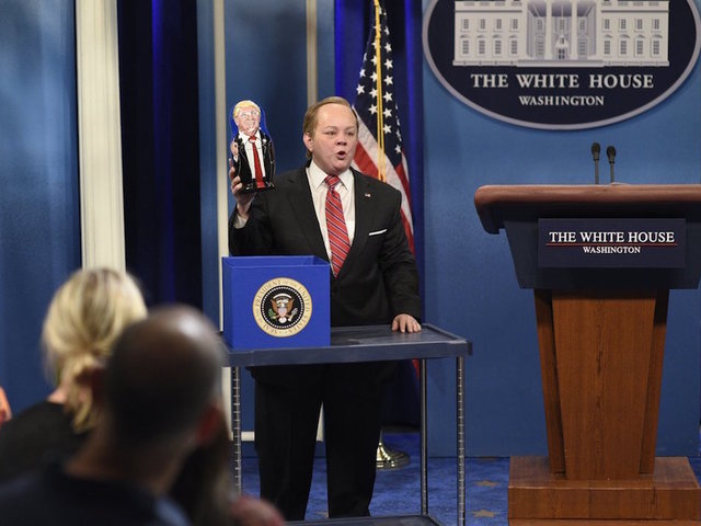 You Can Now Get Cutouts of Sean Spicer's Face to Place 'Among' Your Bushes