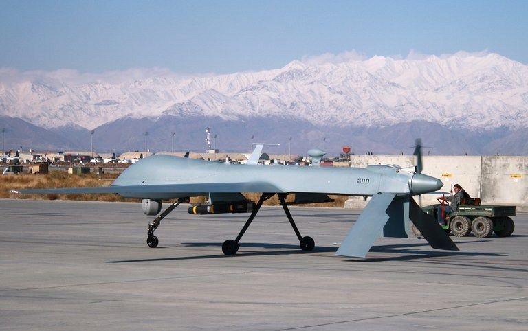 US drone strikes are used to target militants with Al Qaeda in the Arabian Pensinsula Bonny Schoonakker