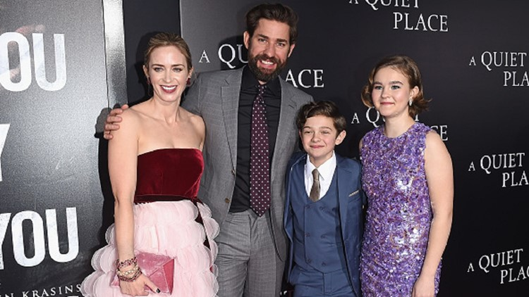 Lammers reviews 'A Quiet Place#39 Silence has never been so golden as it is in'A