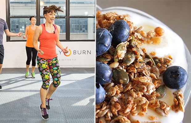 Trainer-Approved Snack Ideas: Homemade Granola; Trainer Cheri Paige Fogelman