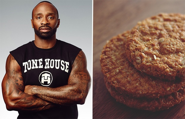 Trainer-Approved Snacks: Lenny and Larry's Protein Cookies; Trainer Keith Lawrence