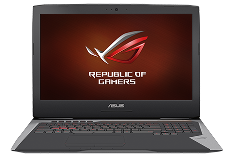 You can choose between 6th and 7th gen CPUs in the ASUS ROG line of laptops