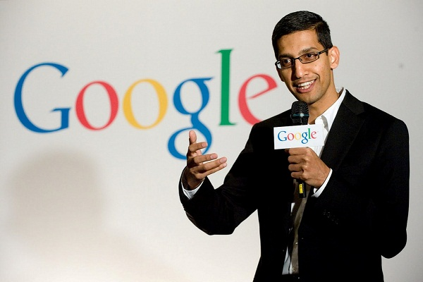 Surprise restructuring of Google