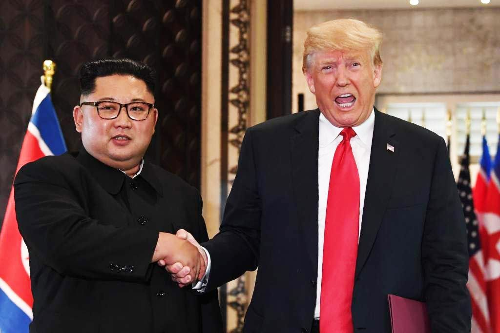 "Kim persuaded Trump to end the US annual joint military exercises with South Korea and even got Trump to call them ""war games#148 and ""provocative#148"