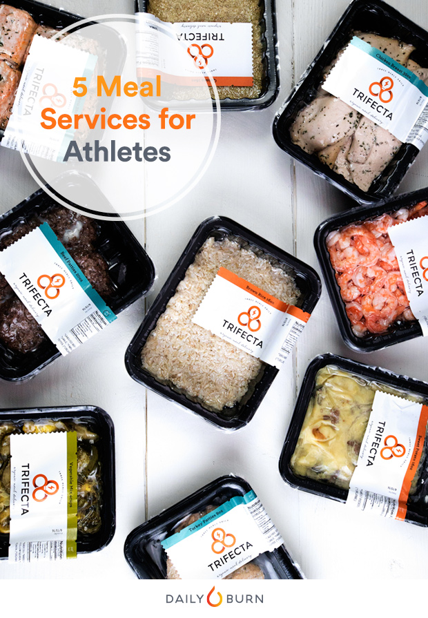 5 Meal Delivery Services That Are Athlete-Approved