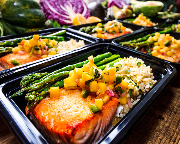 Underground Prep: Best Meal Delivery Services for Athletes
