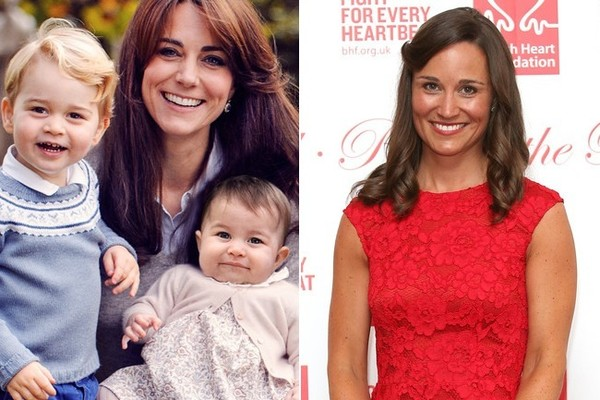 Prince George to Be a Ring Bearer Princess Charlotte a Bridesmaid at Pippa Middleton's Wedding