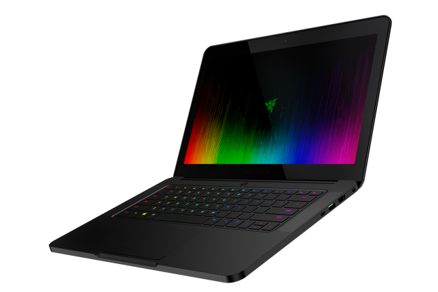 The Razer Blade for 2017 packs more punch than ever in a sleek .7-inch aluminum chassis