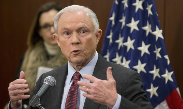 Attorney General Jeff Sessions said the country is less safe because of jurisdictions that have'sanctuary statues