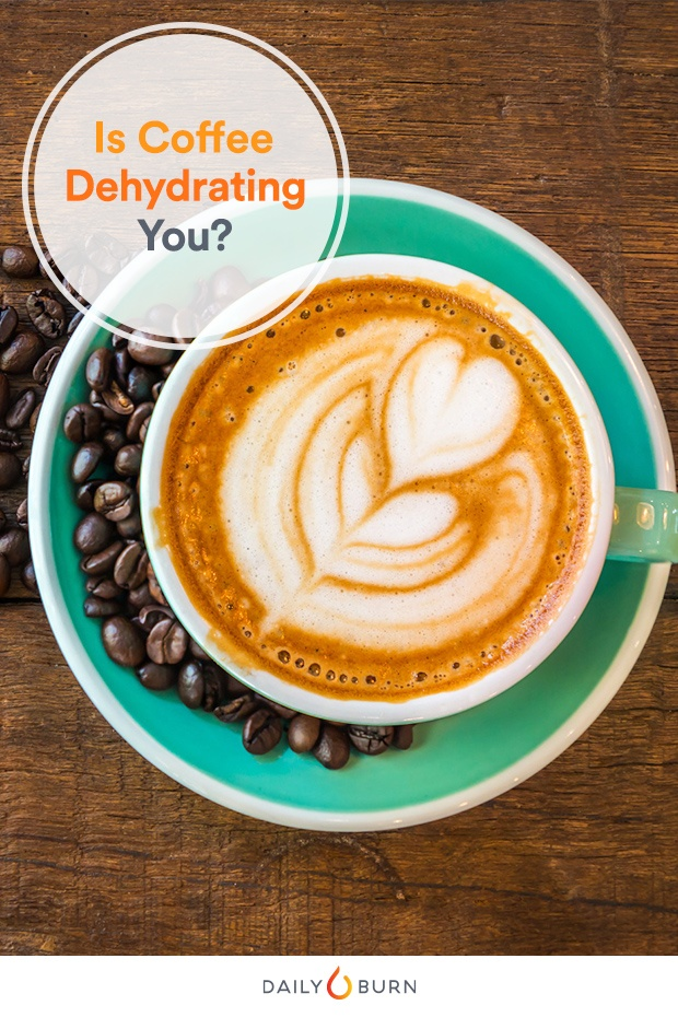 Is Your Morning Coffee Secretly Dehydrating You?