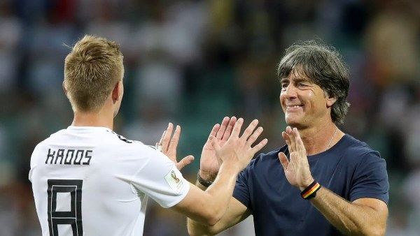Germany Coach Low How We Planned Comeback Win Vs Sweden