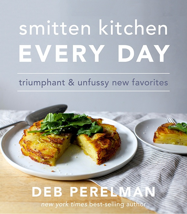 Best Fall Cookbooks: Smitten Kitchen Every Day: Triumphant and Unfussy New Favorites Cookbook