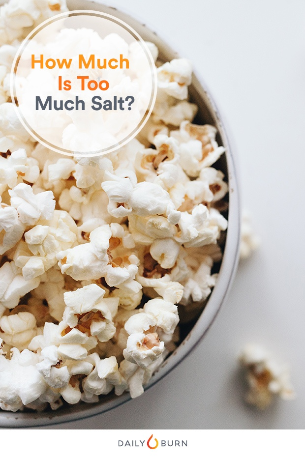 Should You Really Shake Your Salt Cravings?