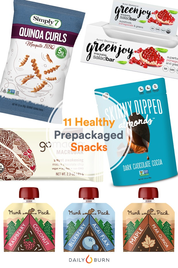 11 Healthy Snacks If You're Gluten-Free, Vegan or Paleo