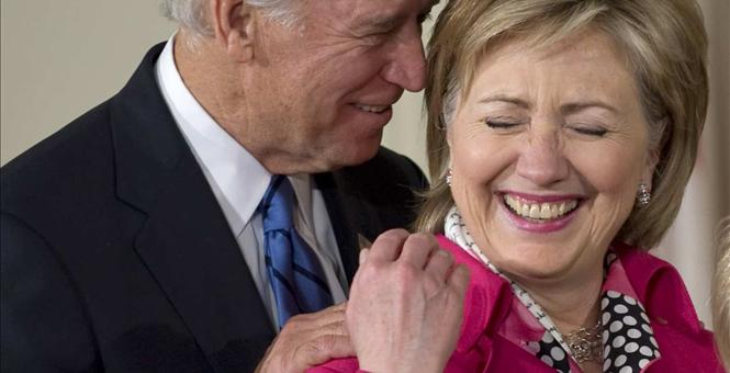 Everyone Calm Down Dr. Joe Biden Says Hillary Clinton is in Good Health