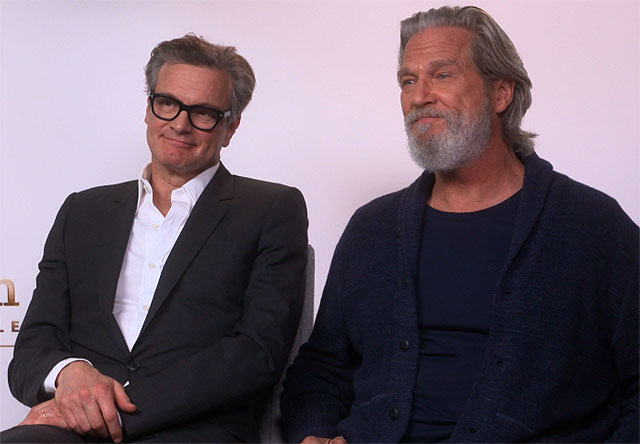 Interviews with the Cast of Kingsman The Golden Circle