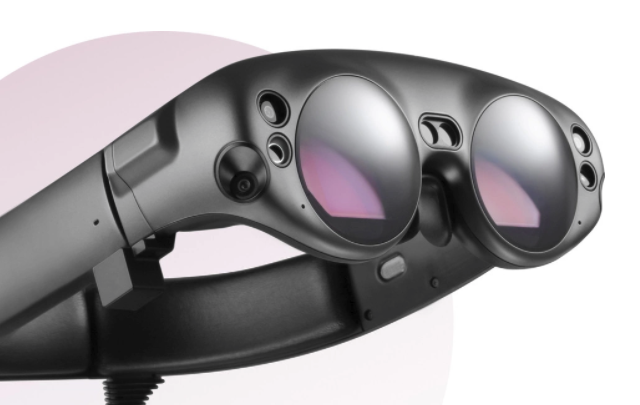 The headset looks really cool but we'll see whether the Lightfield display really delivers on its promise