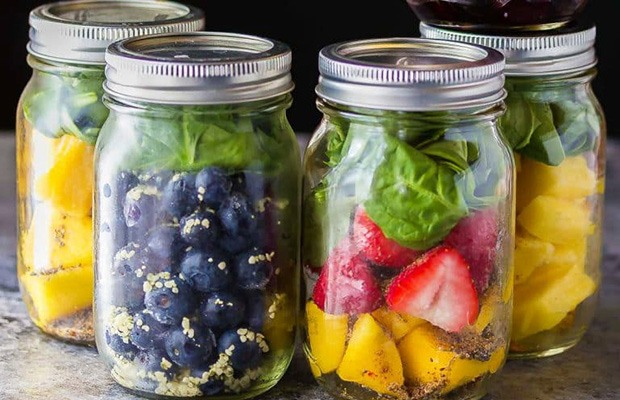 Kitchen Tools for Meal Prep: Mason Jars