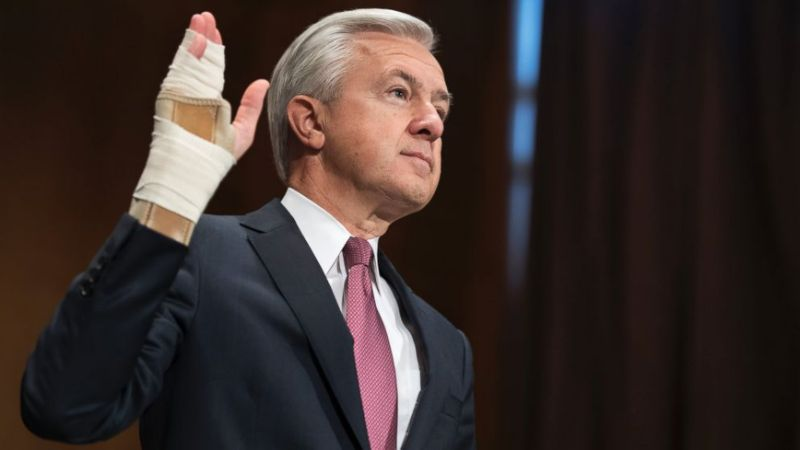 Senators Ask Labor Department to Investigate Wells Fargo Over Accounts Scandal