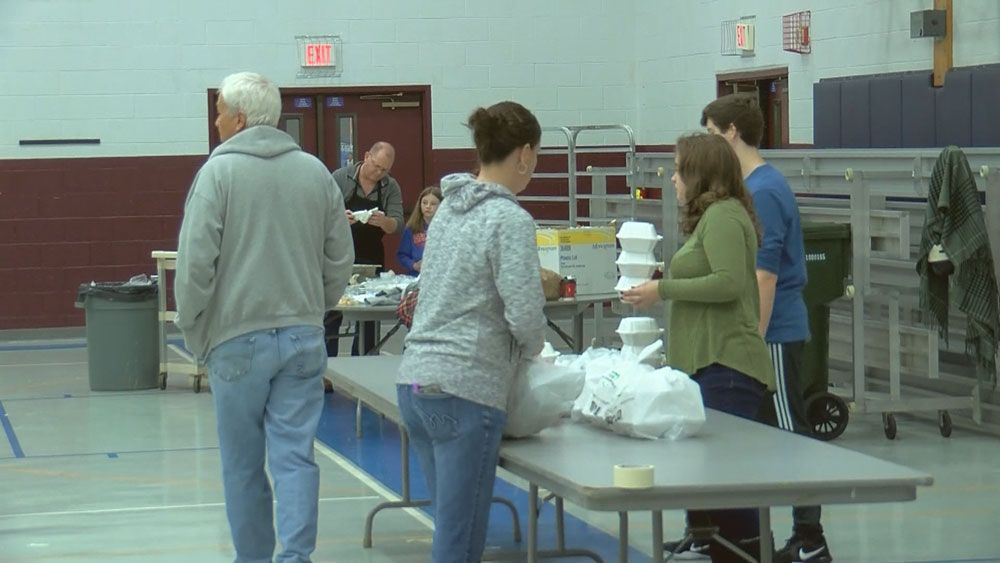 Otterbein United Methodist Church serves more than 200 meals