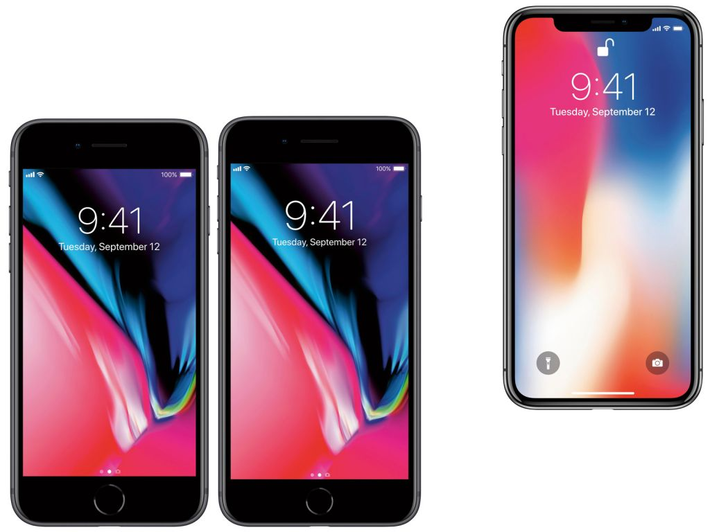 The iPhone X overshadowed everything else at the Apple launch event