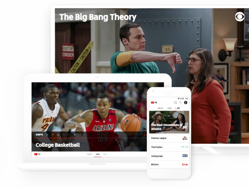 YouTube TV Service Unveiled Offers Access to Live TV Channels at $35 a Month