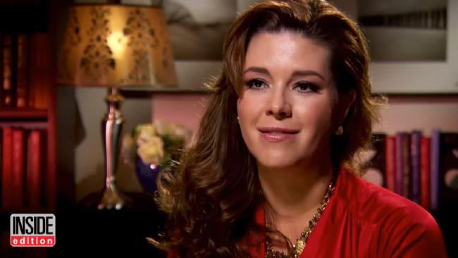 This is Alicia Machado.