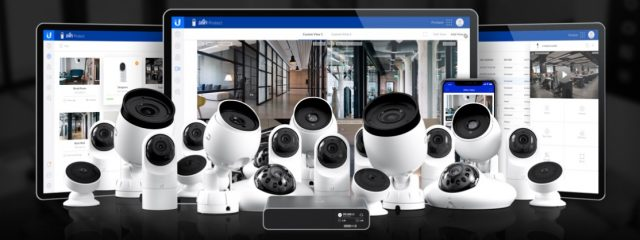 If you are willing to pay and want a solution that will grow with you, Unifi has a full line of video surveillance products
