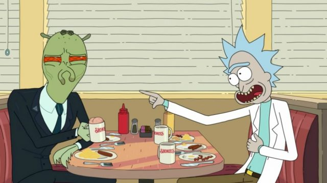 It's all about the Szechuan sauce, Morty...