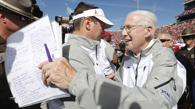 No. 19 Sooners don't design to blow out Kansas State again