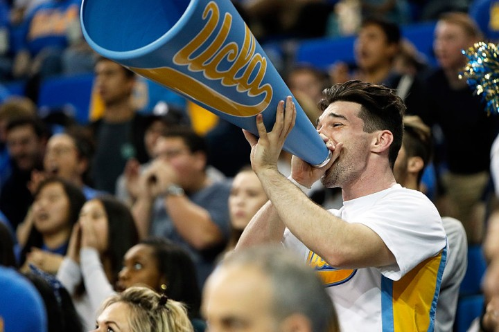 College basketball: Just a freshman, but Ball knows what he's doing for UCLA