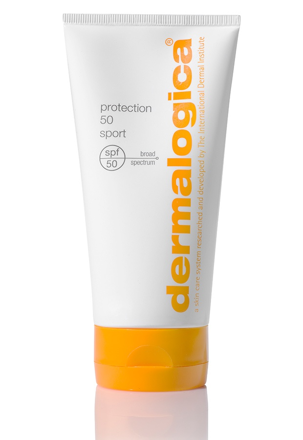 The 9 Best Sport Sunscreens for Every Skin Type: Dermalogica Protection SPF 50 Sport