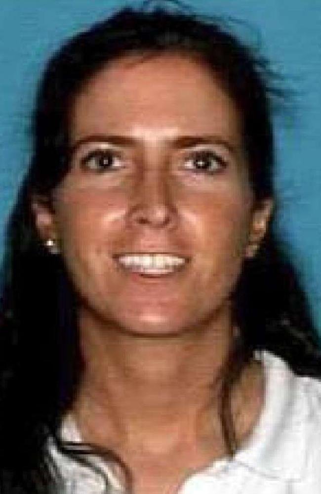 The driver's permit print of a lady who called herself Lori Erica Ruff. Picture: Supplied
