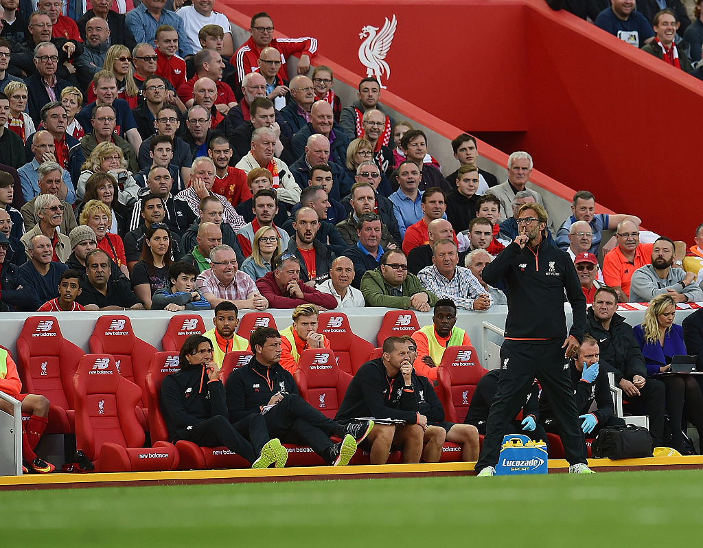 Klopp pleads with Liverpool fans to stop singing his name during matches