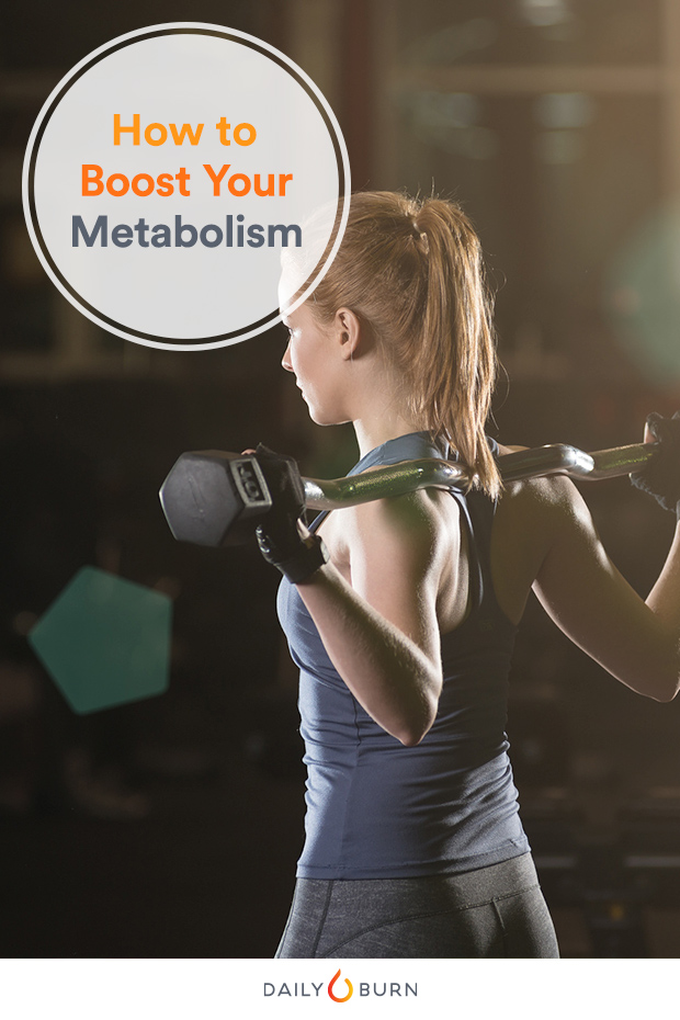 How Your Metabolism Changes in Your 20s, 30s and 40s