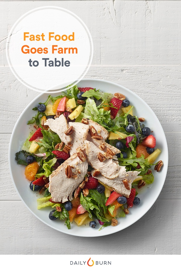 """Can Fast Food Go """"Farm to Table?"""""""