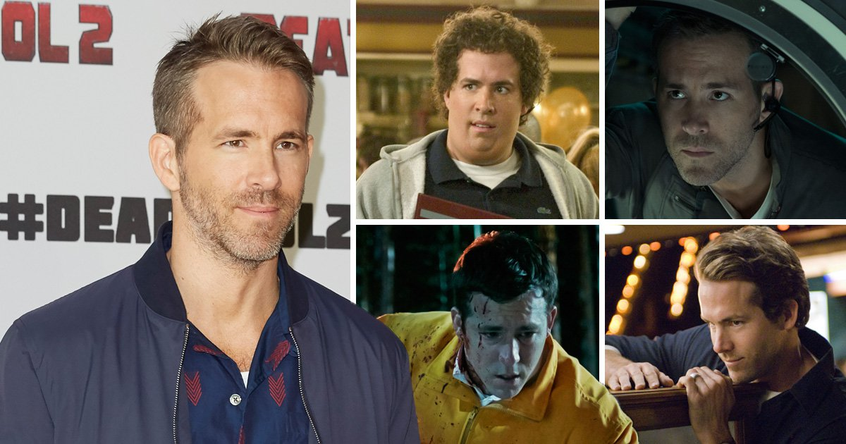 Ryan Reynolds The actor's 10 best movies