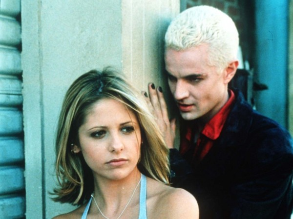 Because who could forget Buffy and Spike