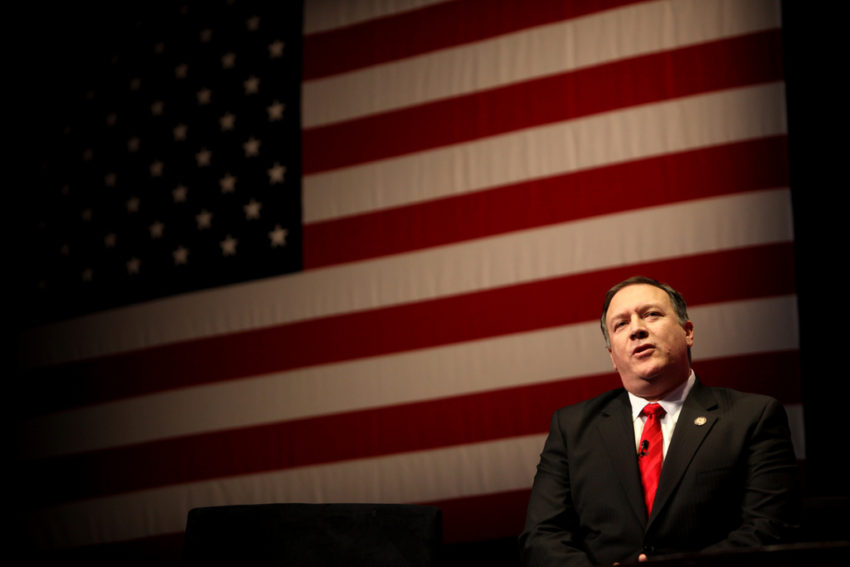 Mar 14 2018Mike Pompeo's Mission Is to Destroy the Iran DealcommentsThe newly-named Secretary of State Mike Pompeo