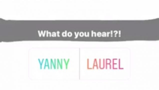 Is This Voice Saying 'Yanny' or 'Laurel?'